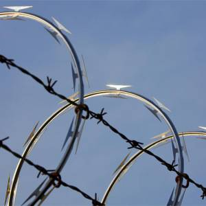 Good Quality Razor Barbed Wire/ Guard Against Theft/Anti-Burglary