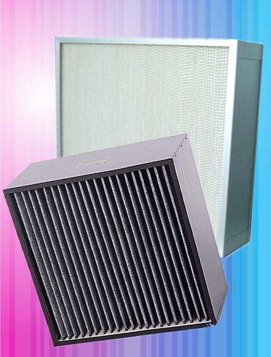 HEPA Filter: filtration equipment