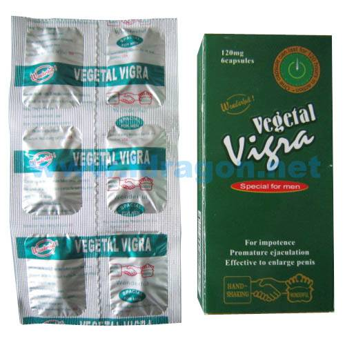 Vegetal Vigra Special for Men Sex Medicine
