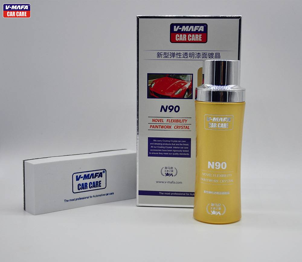 V-MAFA 50ml 9H Nano Liquid Car Glass Coating OEM Available