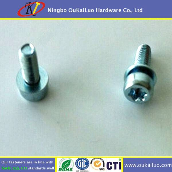 Torx Cheese Head Trilobular Thread Forming Screw