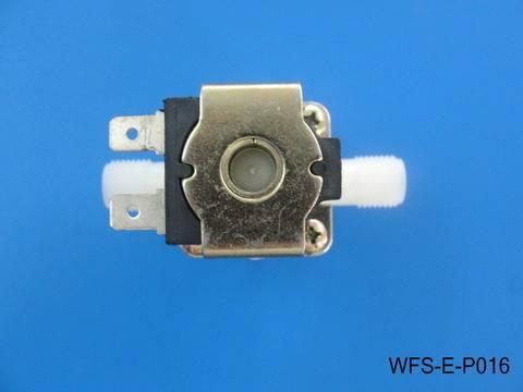 High temperature resistant plastic solenoid valve WFS-E-P016