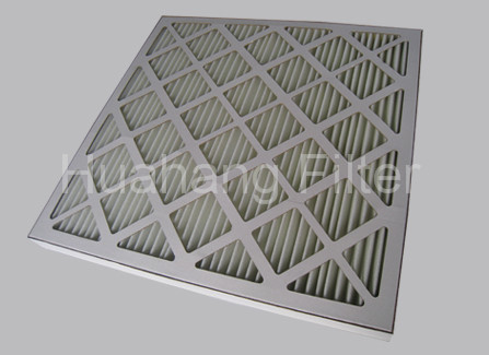 Pre Filter G4 Pleated Panel Air Filter 597 X 597 X 97 Manufacturer
