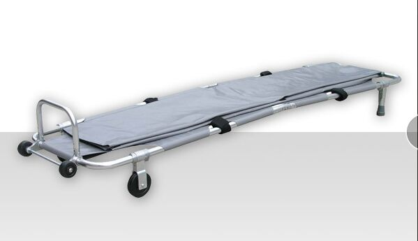 Funeral Products Mortuary Stretcher with Body Bag
