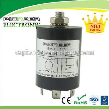 PE2600-16-01 16A 120V/250V AC Vacuum Cleaners Electric Power Filter