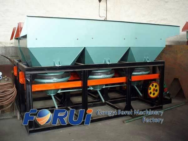 tin ore washing equipment- tin washer