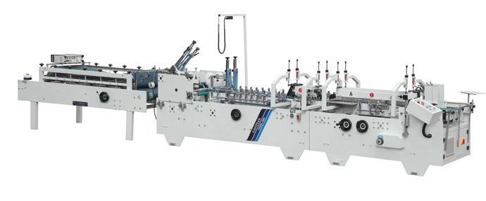 YZHH Automactic gluing machine