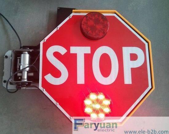 School Bus Stop Arm/School Bus Stop sign