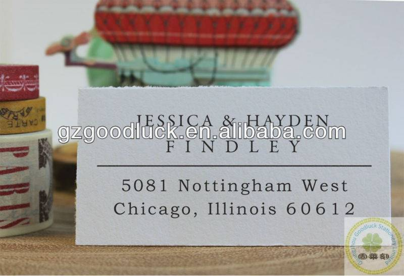 Custom personalized address rubber stamp suppliers