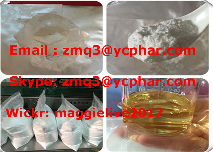 Pharmaceutical Steroid Mestanolone Ace for Muscle Gain 521-11-9