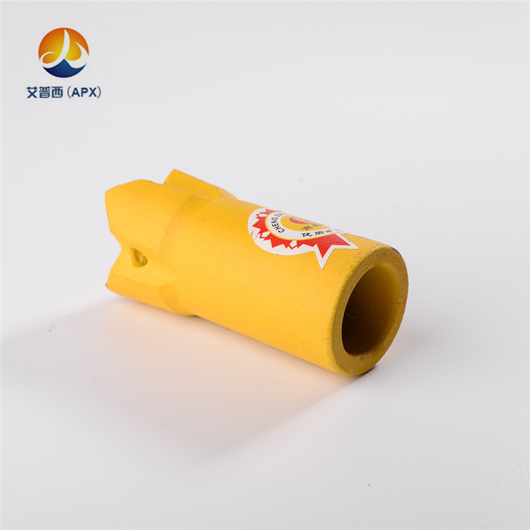 wear resistant carbide tipped/parallel shank drill bit