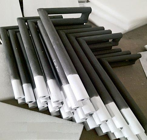 Professional Supplier Wholesale SiC Silicon Carbide Tube Heater, SiC furnace heater