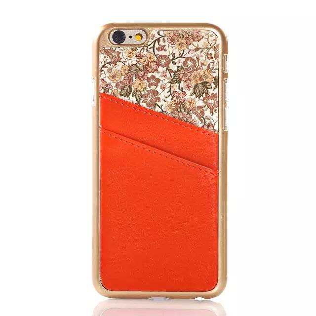 Promotion and Good Quality New Phone Case Genunie & Leather iPhone 6 Case