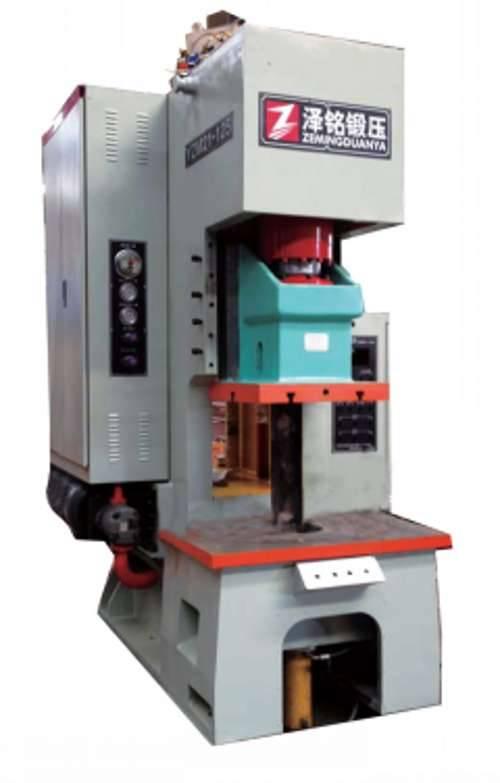 YZM21-63T hydraulic punching machine   multi-function hydraulic fast press