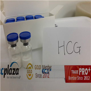 HCG,Human Chorionic Gonadotropin,5000iu,Blue Top,High Quality HCG on sale