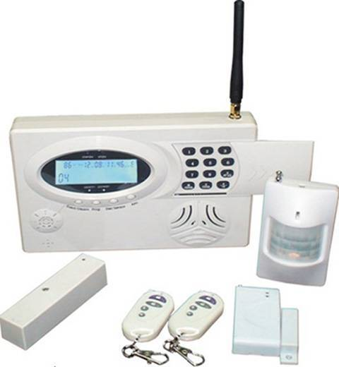Best GSM Plus landline alarm system support contact ID