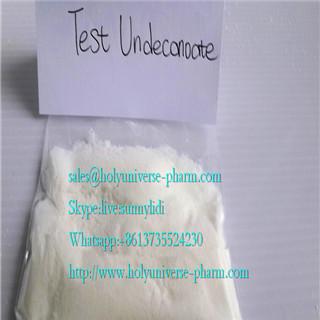 Testosterone Undecanoate/Test U/anabolic test undecanoate/high-quality test undecanoate/cas5949-44-0