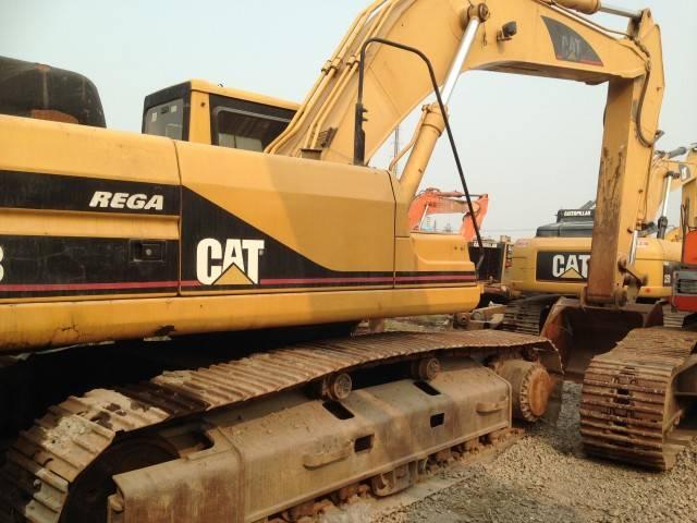 Used Cat 330B Excavator Caterpillar 330B Digger