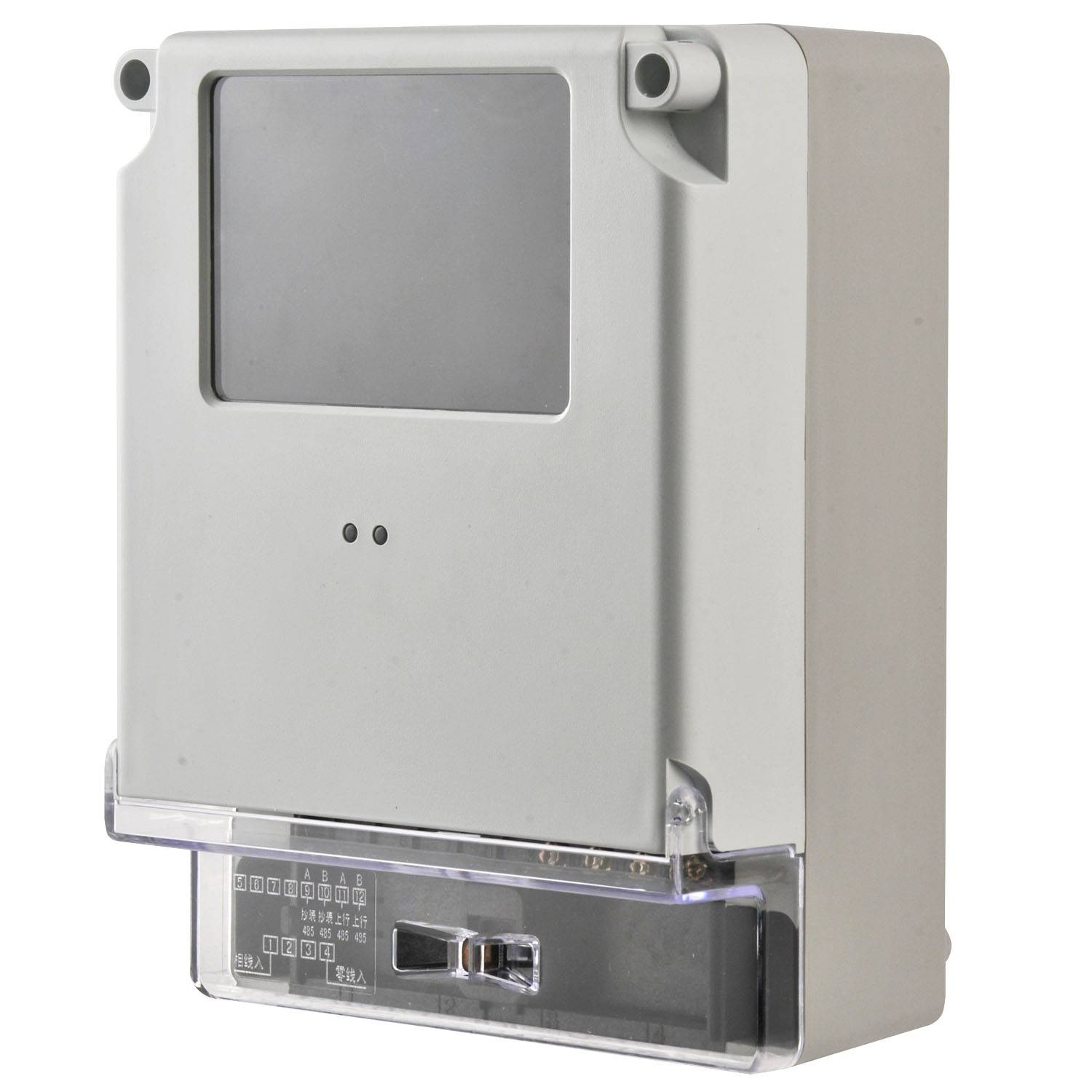 Customized Precision Collector Enclosure (C047-1)The high overload