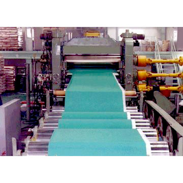 Tarpaulin(PVC Sheet with Fabric) Making Plant