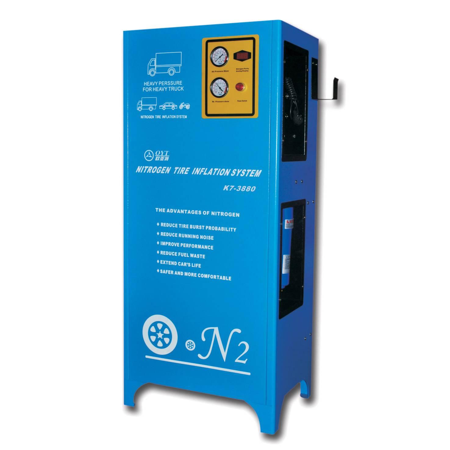 PSA N2 Generators for Vehicle