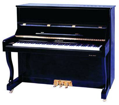 Reasonable Price and High Function Artmannpiano  up119A1