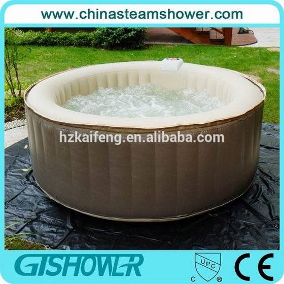 Inflatable Adult Portable Spa Tub