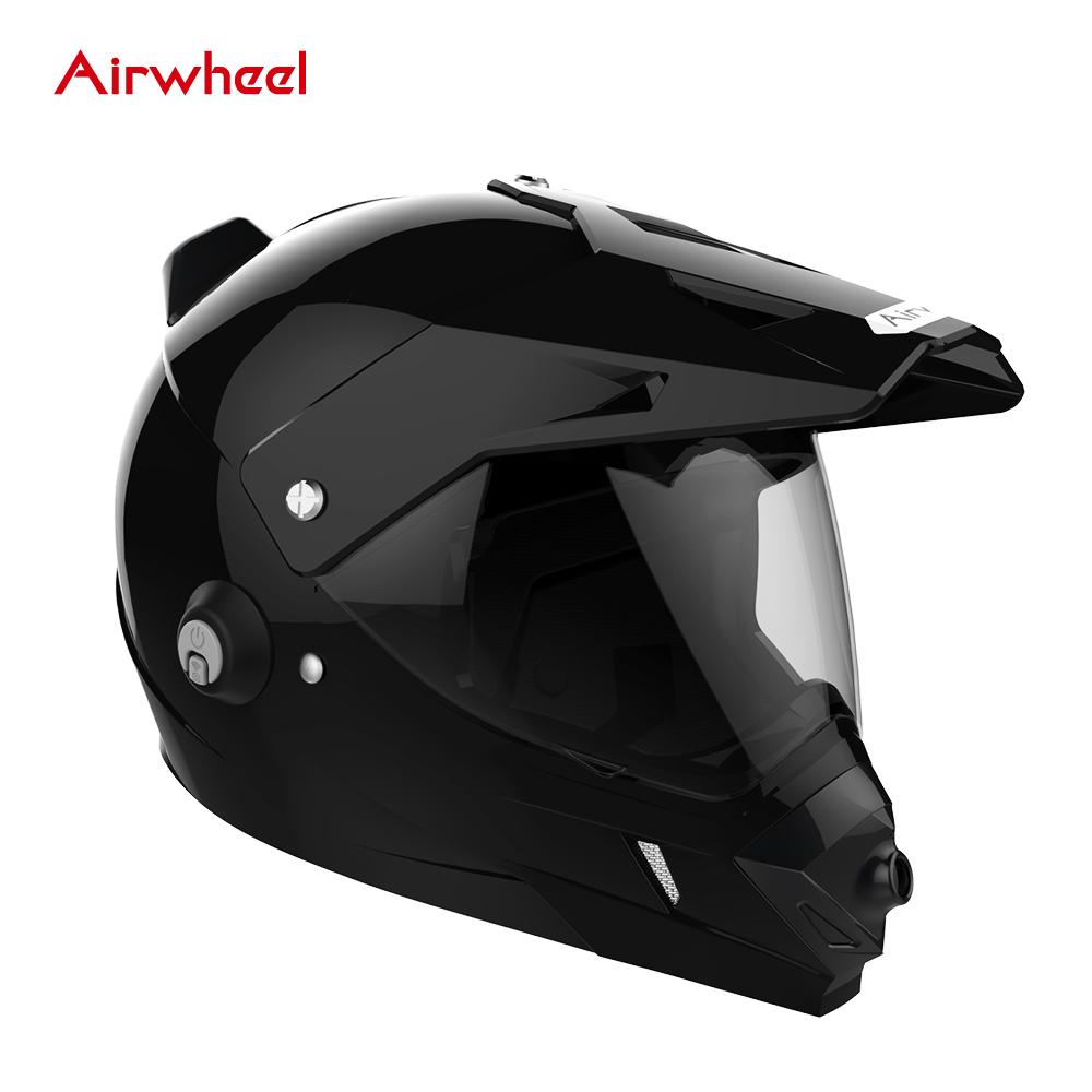 Airwheel C8 motorcycle helmet with built in camera