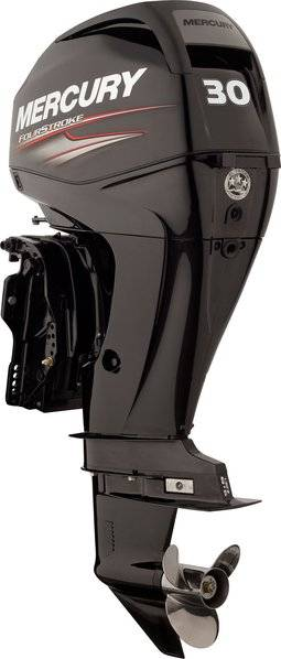 Mercury 30 HP Four Stroke Outboard Engine