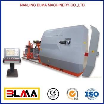 China manufacture price rebar bender, easy operation cnc automatic stirrup bending machine