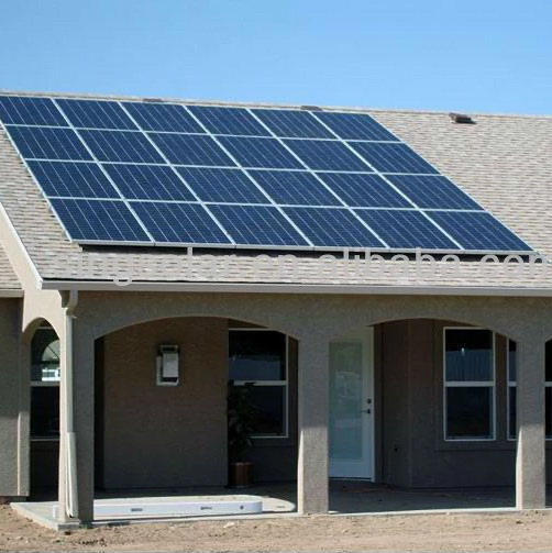 2kw off grid solar power system for home use