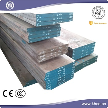 Cold tool steel price forged plate Cr12