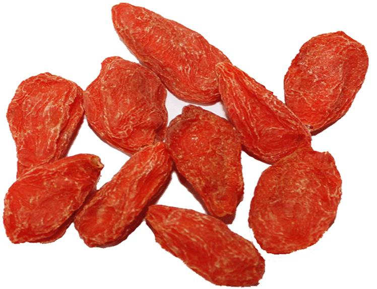 Chinese zhongning wolfberry- Dried Gojiberries