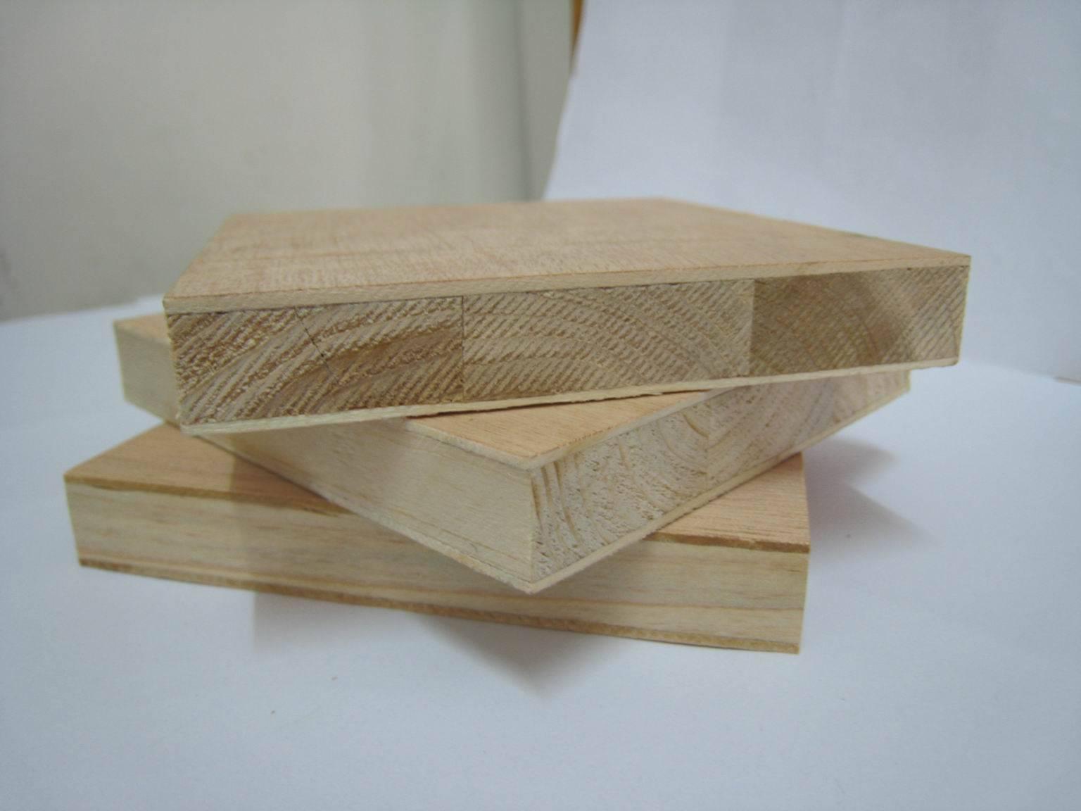 poplar/pine blockboard