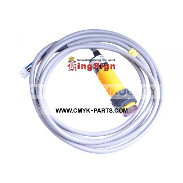 Media Feeding Sensor for Crystaljet