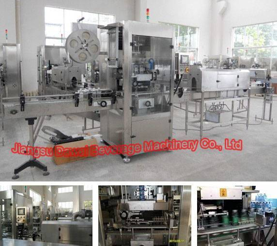 sleeve labeling machine(Sleeve Label Applicator)