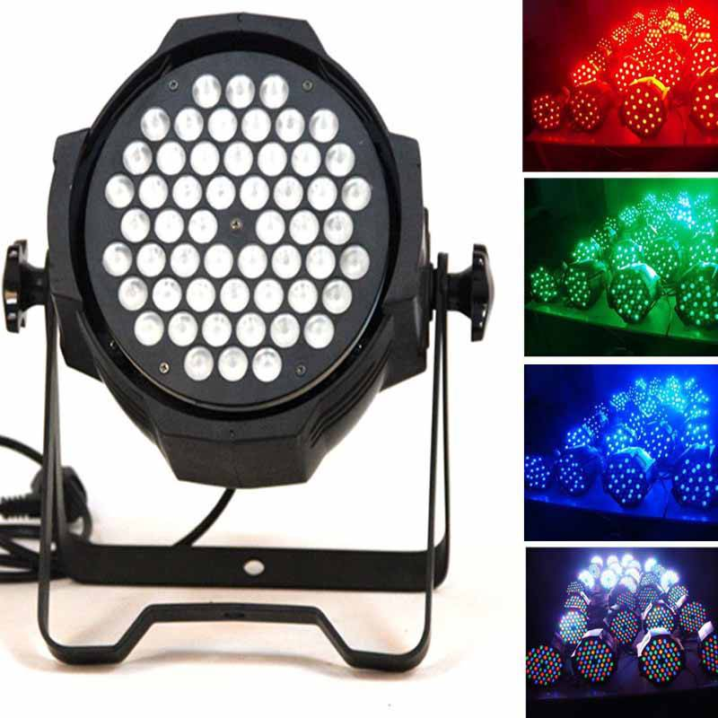 54pcsx3W Waterproof LED Par