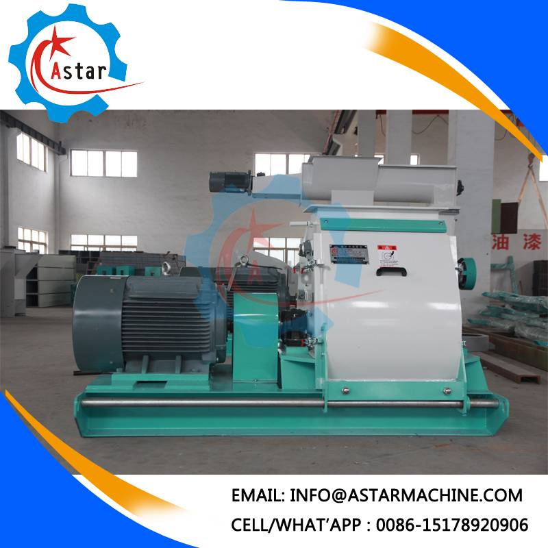Biomass Hammer Mill Use in Wood Pellet Line For Sale