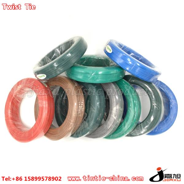 twist tie gardon wire
