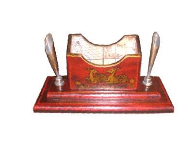 Name card box,Antique box
