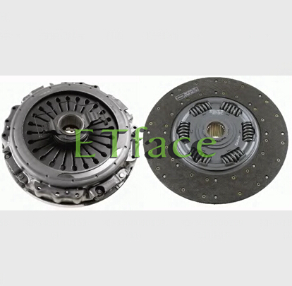 ETface German Standard 430mm Cover Assembly Clutch Kits 3400 700 360 For VOLVO