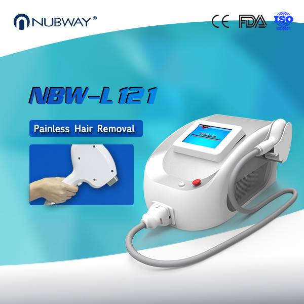 2016 New Professional Germany 808nm Diode Laser Hair Removal Machine