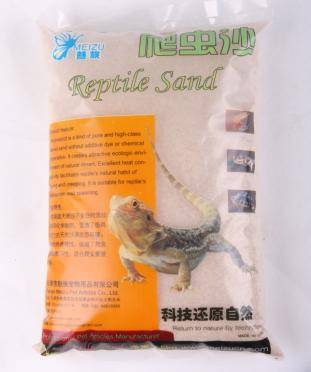 reptile sand