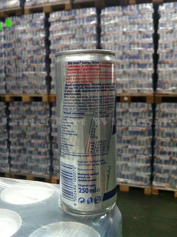 Redbull Energy Drink 250ml for sale