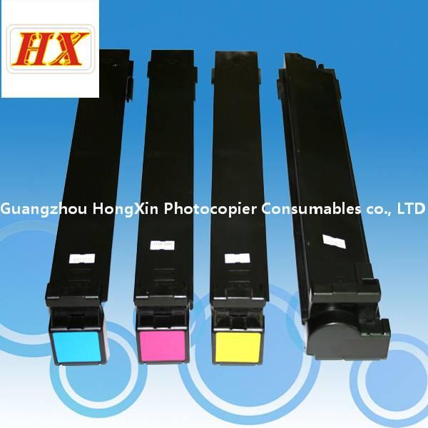 Color Toner Cartridge for Konica Minolta TN213 Bizhub C203/C253