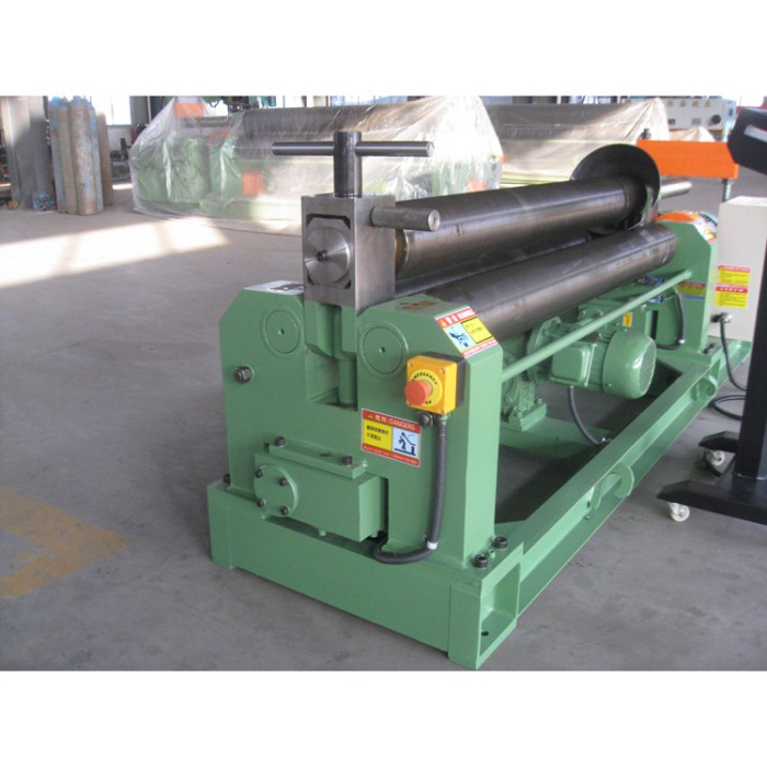 bending rolling machine