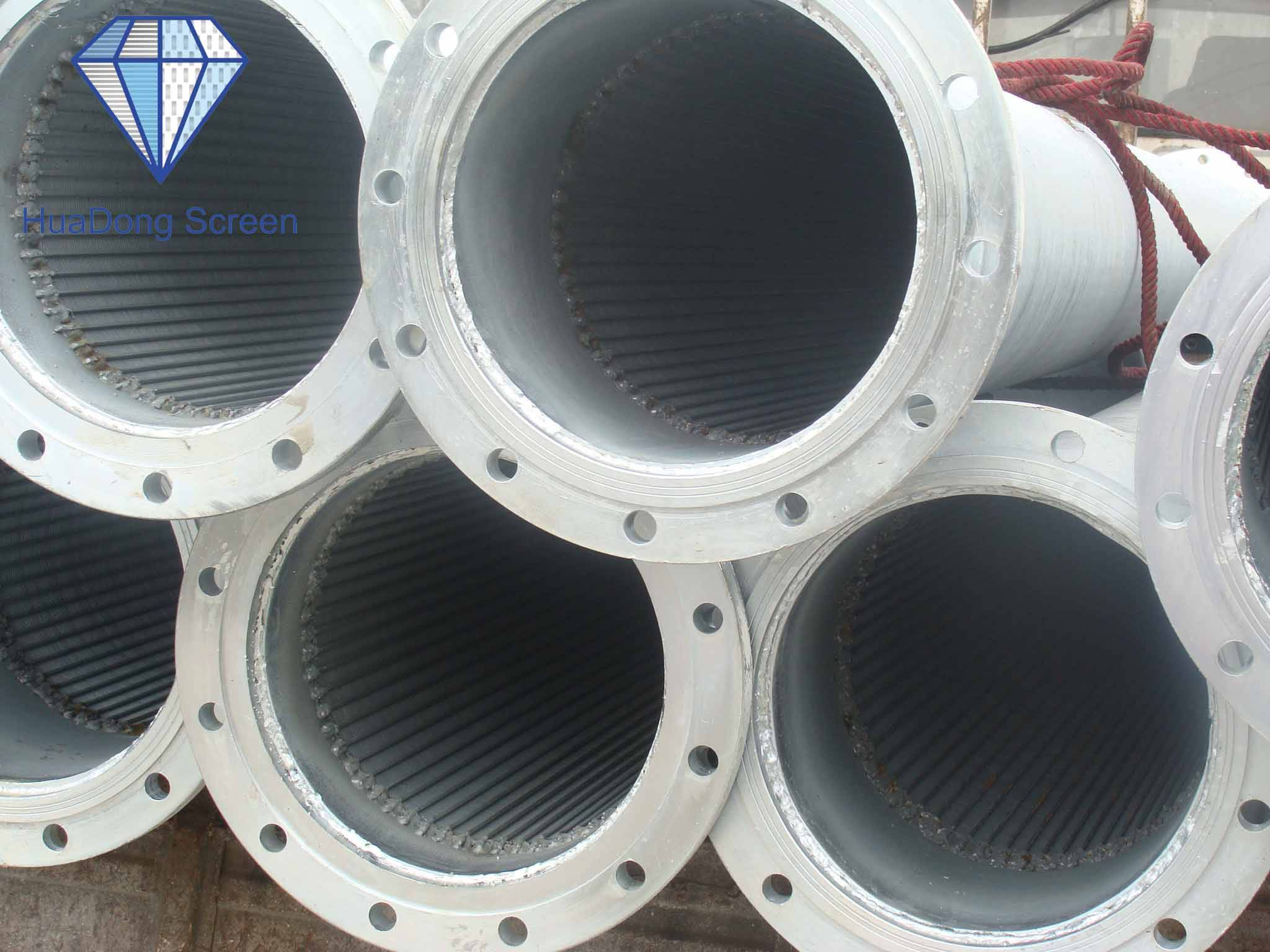 Sell Wedge wire screen pipes,well screen filters