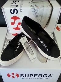 Wholesale Superga 2750 Cuto Women Sneakers 999 Black