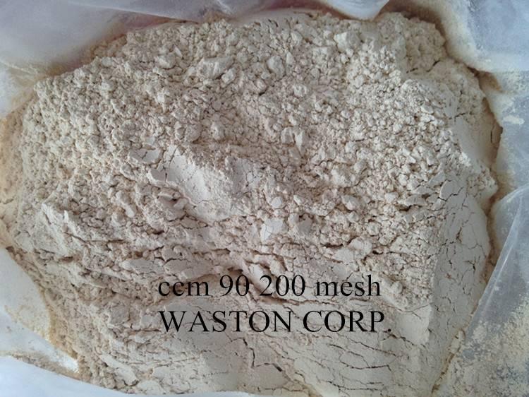 caustic calcined magnesite 90%