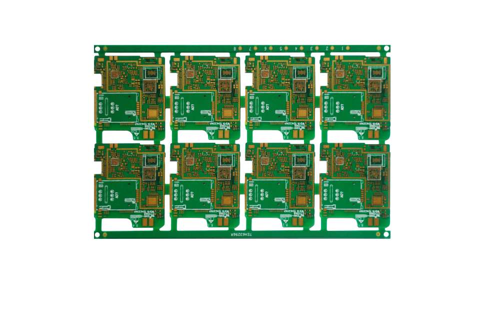 MKTPCB 8layer 1-stage HDI laser blind holes board